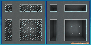Clear Glass with Connected Textures! [16x]