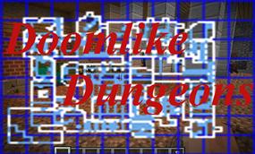 minecraft mod Doomlike Dungeons