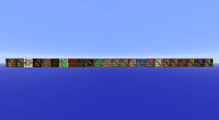 minecraft mod LOS || Biome O' Plenty Support