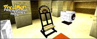 Pixelmon Furnitures Mod