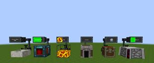 minecraft mod Practical Logistics