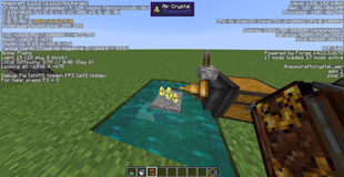 minecraft mod Thaumic Additions: Reconstructed