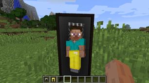 minecraft mod The Magic Mirror