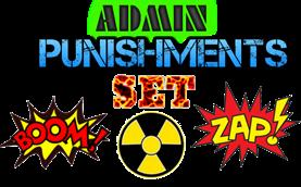 wow addon Admin Punishments Set