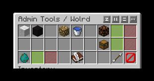Admin Tools GUI