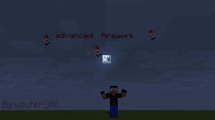 wow addon Advanced Firework