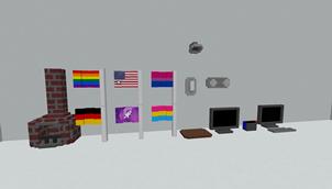minecraft mod Awesome Shop