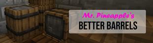 Better Barrels