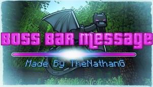 Boss Bar Message
