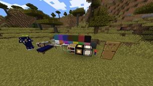 minecraft mod Carterpack