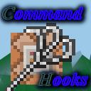 wow addon Command Hooks