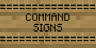 wow addon Command Signs