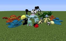 minecraft mod Craftonia Pixelmon