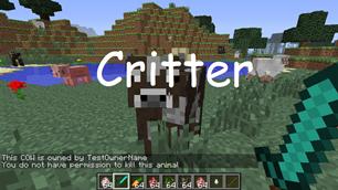 wow addon Critter