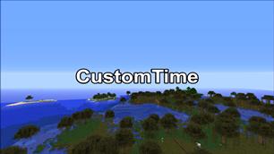 wow addon CustomTime
