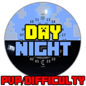 wow addon Day/Night — PvP & Difficulty Cycle
