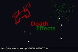 wow addon DeathEffects