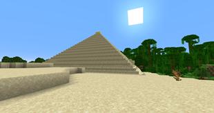 Desert Expansion Pyramids Edition