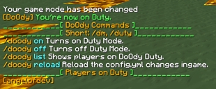 wow addon DoOdy Duty