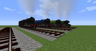 Dragons LNER Steam