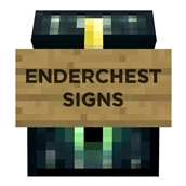 wow addon Enderchest Signs