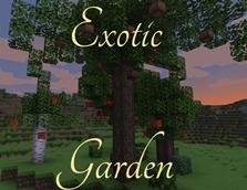 wow addon Exotic Garden