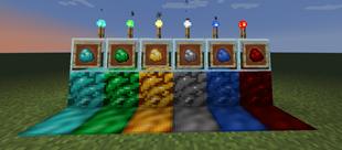 minecraft mod Extra Coals