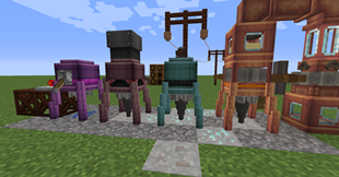 minecraft mod FactoriOres