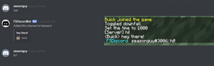 Fantastically Simple Discord Bot
