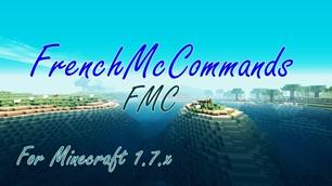 FrenchMcCommands (FMC)