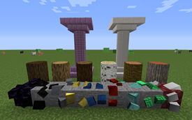 minecraft mod Get It Round