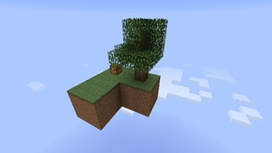 Island World (SkyBlock replacement)
