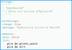 wow addon JoinMessages — Advanced