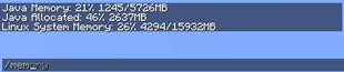 wow addon MemoryViewer
