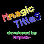 wow addon MmagicTitleS API