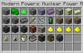 minecraft mod Modern Powers