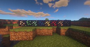 minecraft mod Obsidian Ores