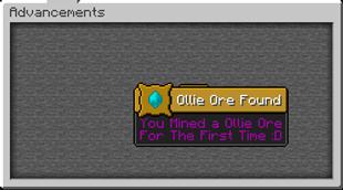 minecraft mod Ollie Edition (Fabric)