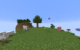 minecraft mod Planet Survival