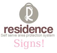 ResidenceSigns