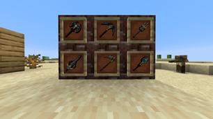SadSpee's Weapons