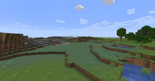 minecraft mod Semiflat