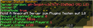 wow addon Server Status Viewer