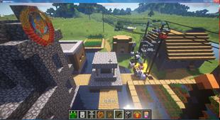 minecraft mod SimElectricity