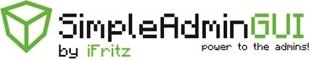 wow addon Simple Admin GUI (2.0)