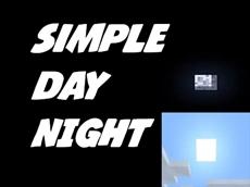 wow addon Simple Day Night (SDN)