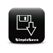 wow addon SimpleSave