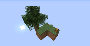 minecraft mod Skyblock 3