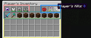 wow addon Spectator sees Player Inventory and KillCount