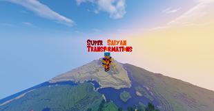 wow addon Super Saiyan Transformation